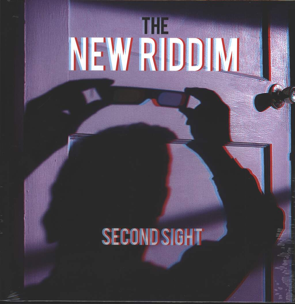 The New Riddim: Second Sight, LP (Vinyl)