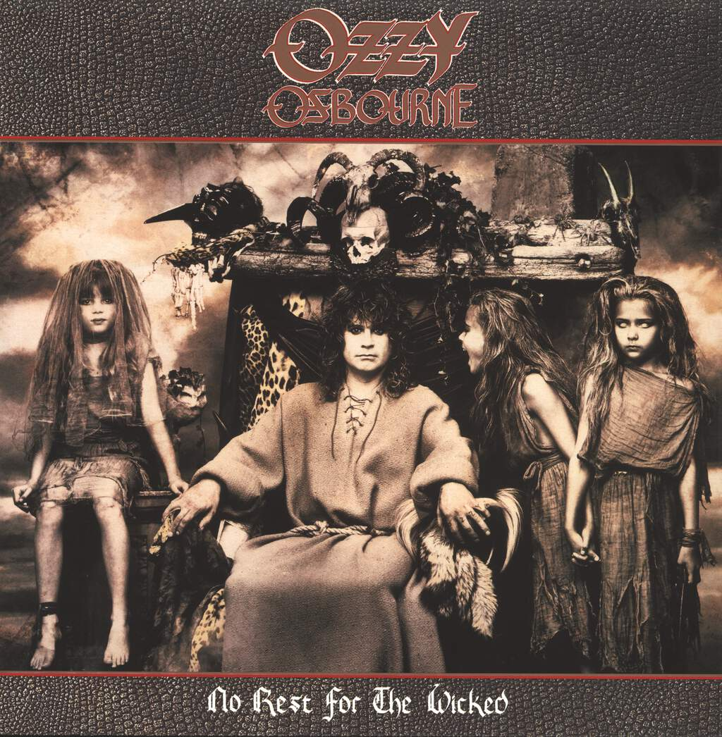 Ozzy Osbourne: No Rest For The Wicked, LP (Vinyl)