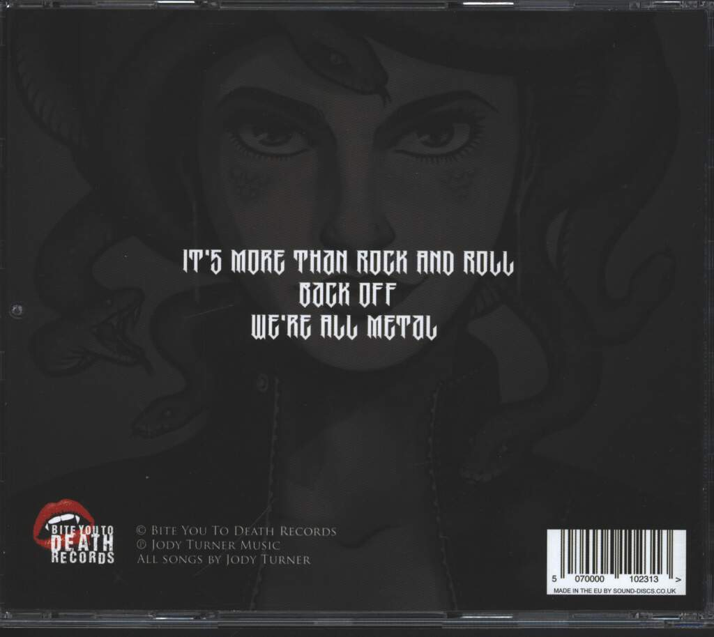 Rock Goddess: It's More Than Rock And Roll, Mini CD