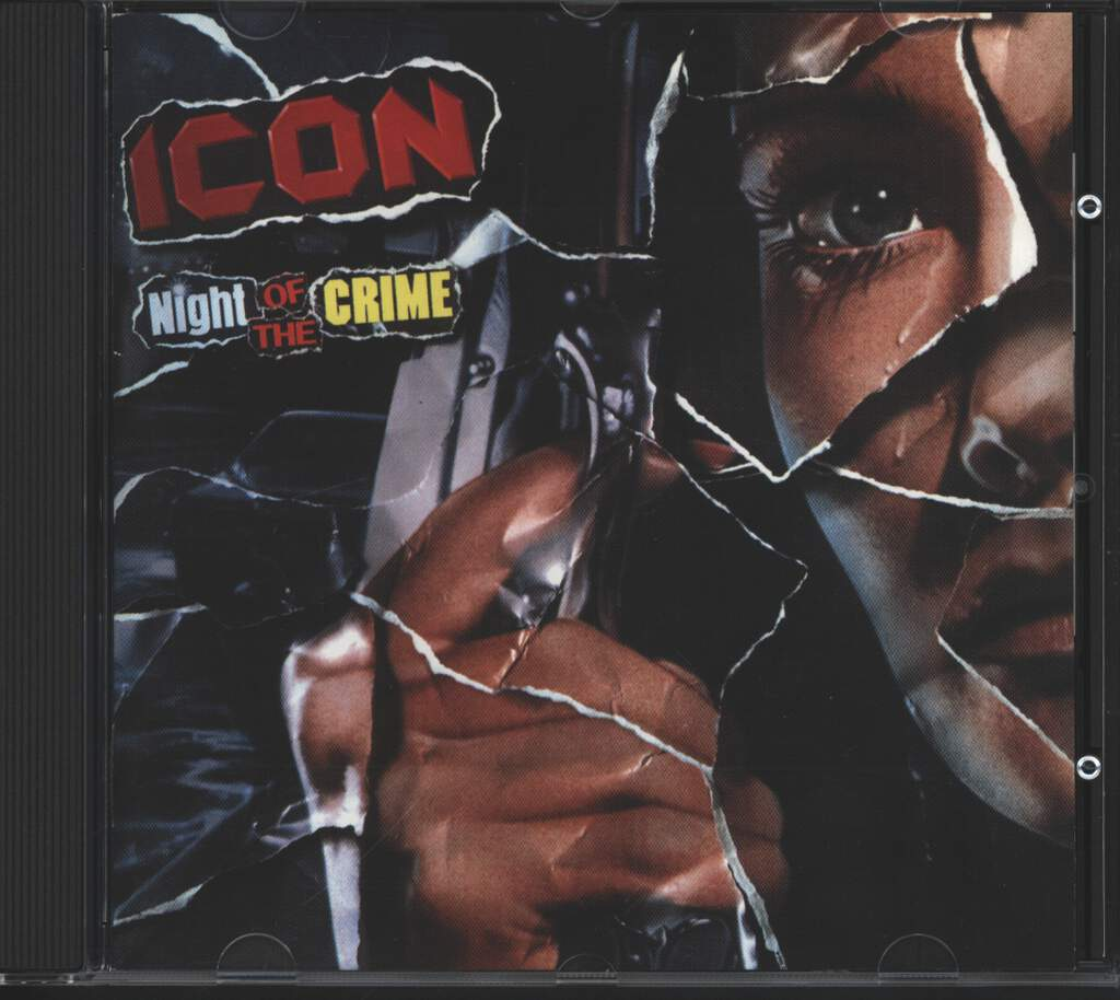 Icon: Night Of The Crime, CD