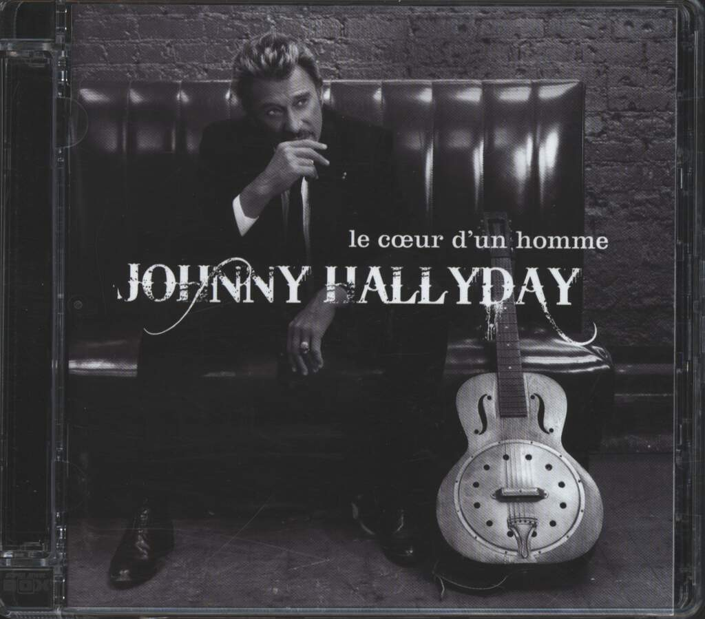 Johnny Hallyday: Le Cœur D'Un Homme, CD
