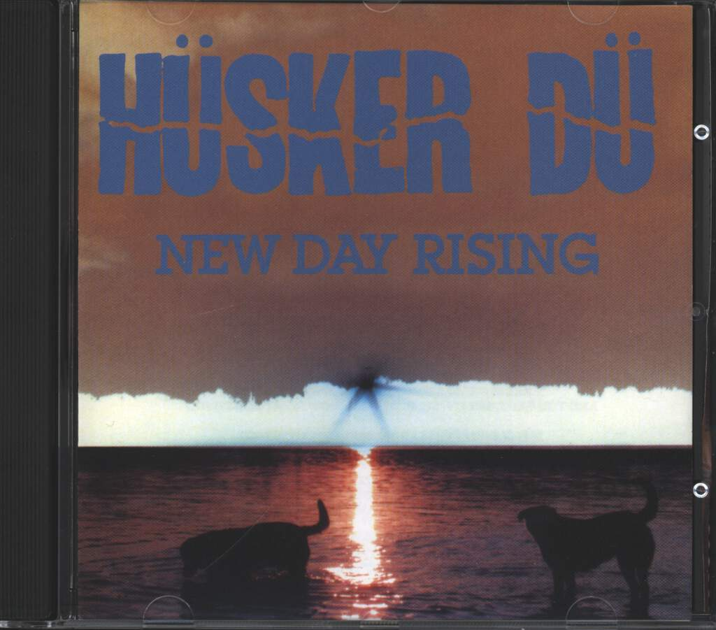 Hüsker Dü: New Day Rising, CD