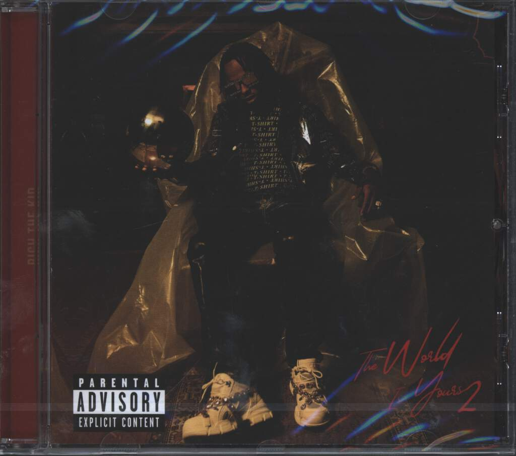 Rich The Kid: The World Is Yours 2, CD