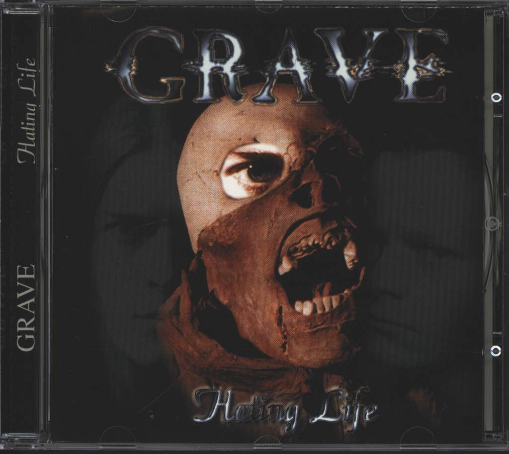 Grave: Hating Life, CD
