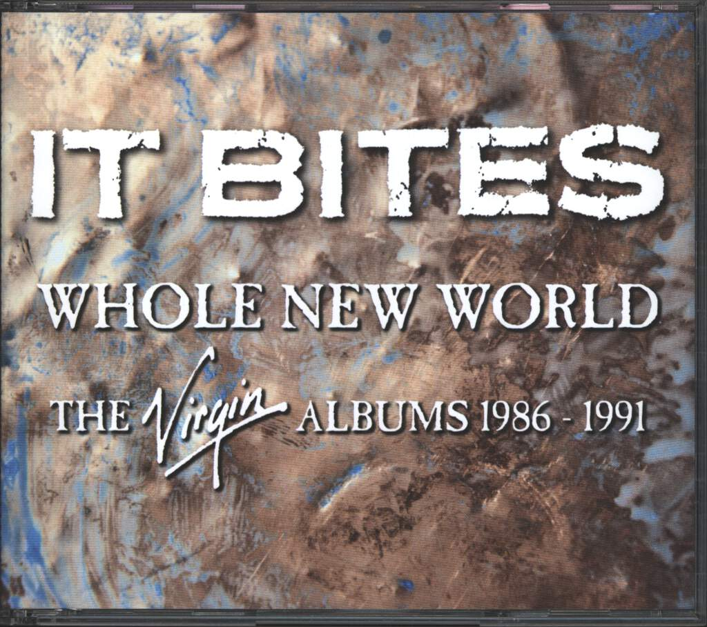 It Bites: Whole New World: The Virgin Albums 1986-1991, CD