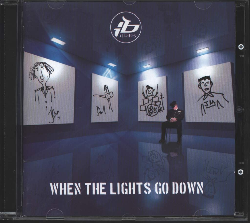 It Bites: When The Lights Go Down, CD