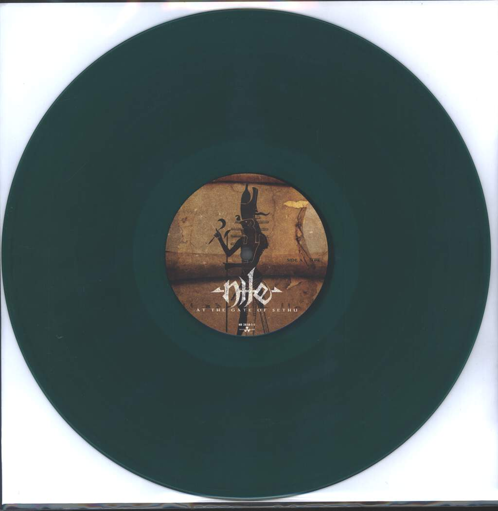 Nile: At The Gate Of Sethu, 2×LP (Vinyl)