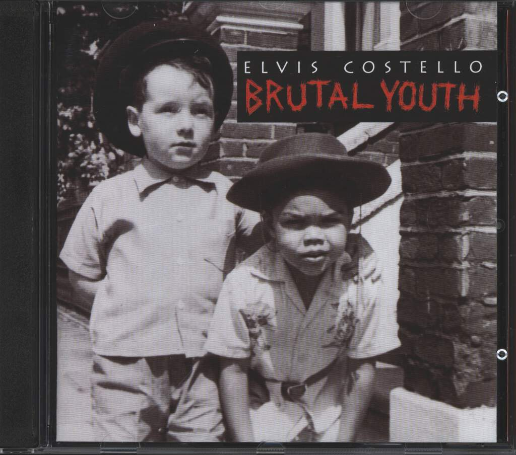Elvis Costello: Brutal Youth, CD