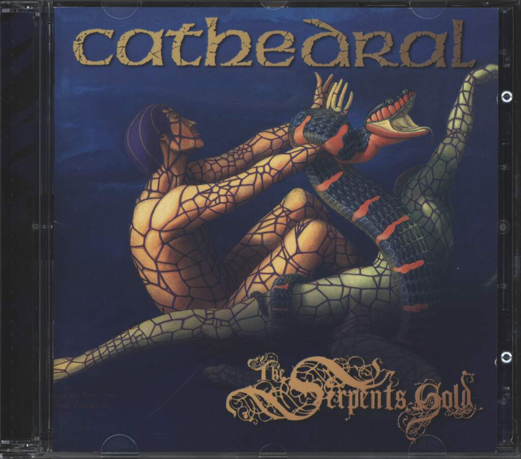 Cathedral: The Serpent's Gold, 2×CD