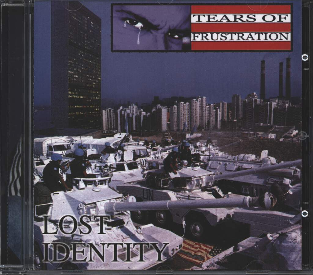 Tears Of Frustration: Lost Identity, CD