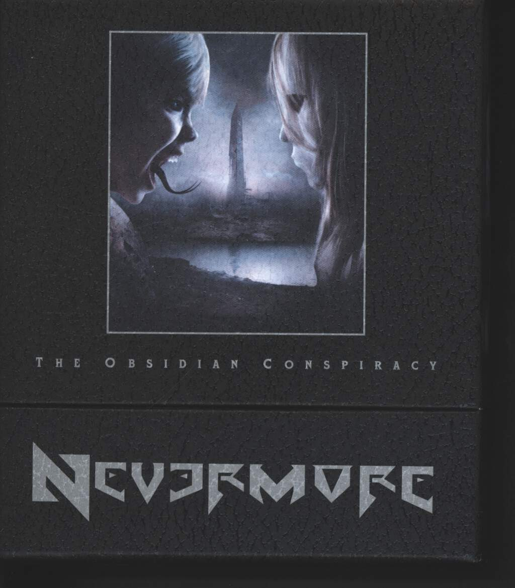 Nevermore: The Obsidian Conspiracy, 2×CD