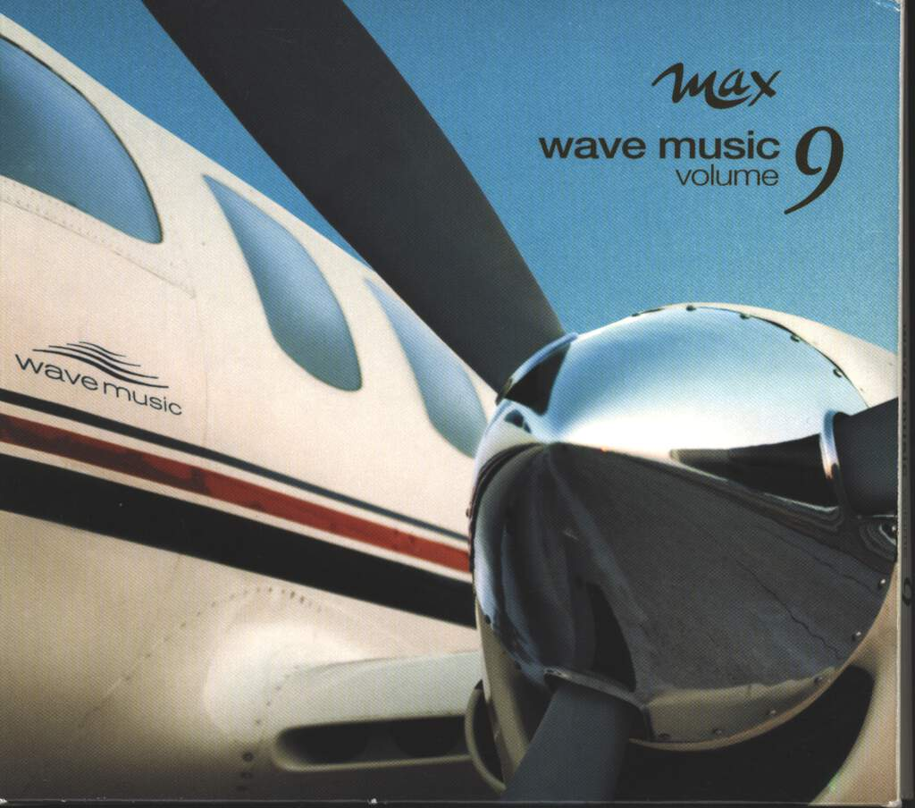 Various: Wave Music Volume 9, CD