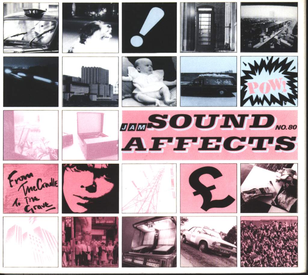 The Jam: Sound Affects, 2×CD