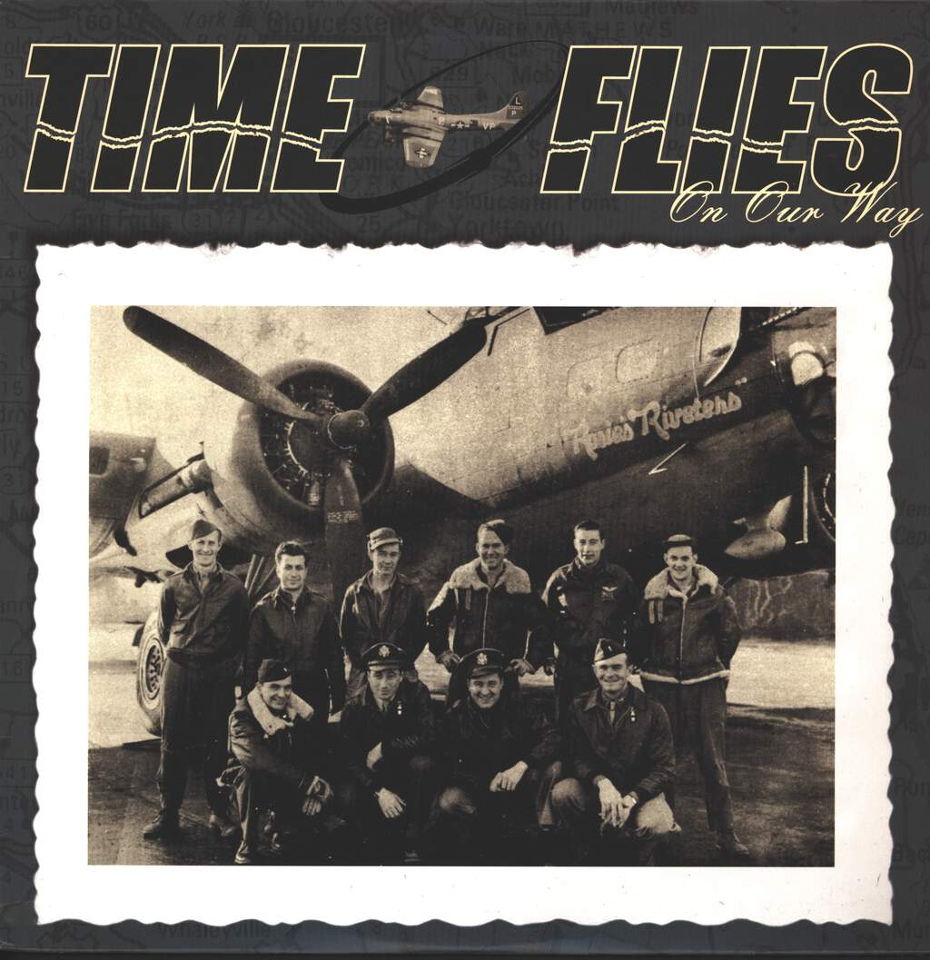 Time Flies: On Our Way, LP (Vinyl)