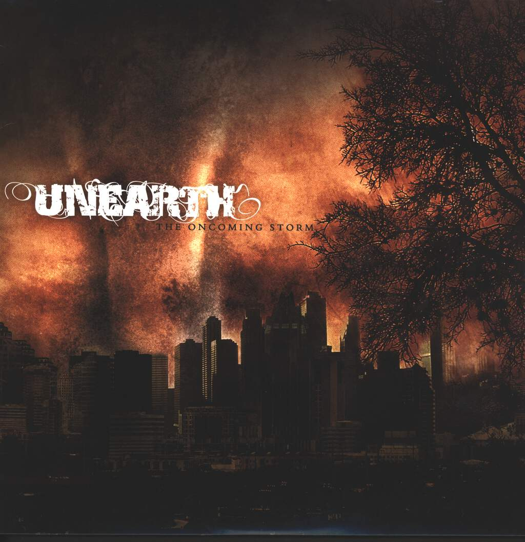 Unearth: The Oncoming Storm, LP (Vinyl)