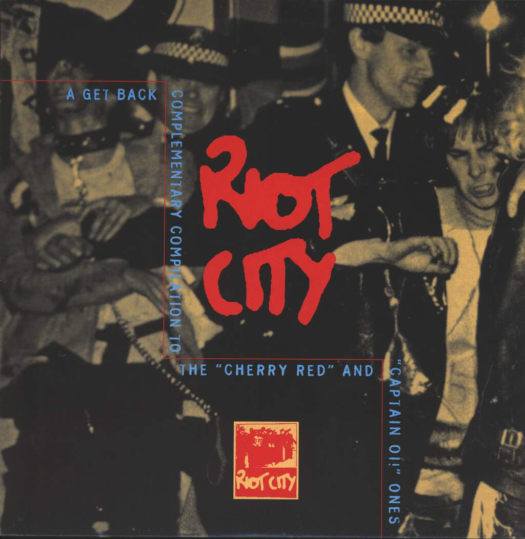 Various: Riot City, LP (Vinyl)
