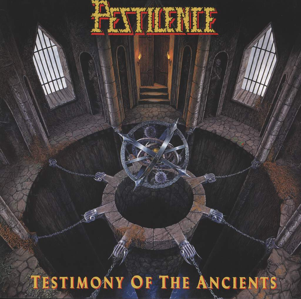 Pestilence: Testimony Of The Ancients, LP (Vinyl)