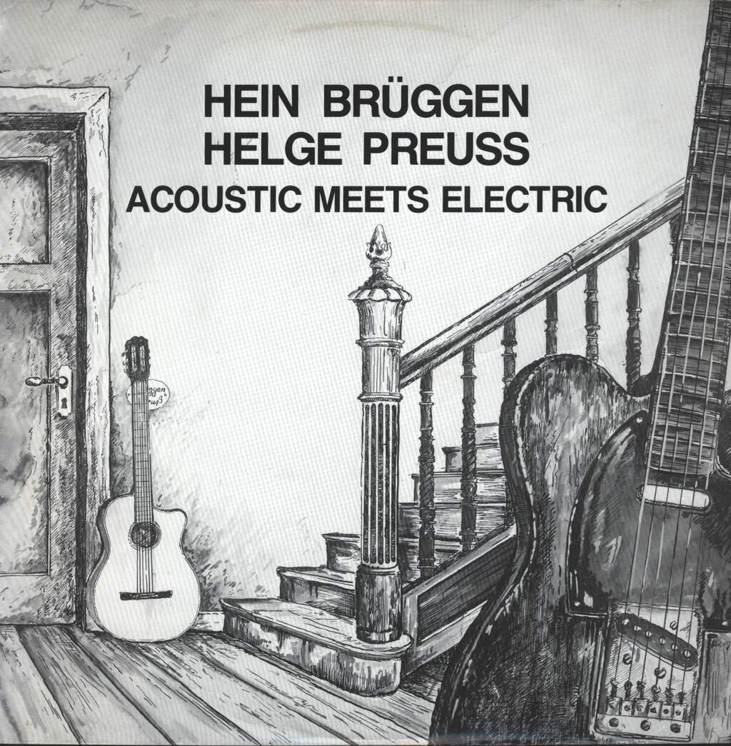 Hein Brüggen: Acoustic Meets Electric, LP (Vinyl)