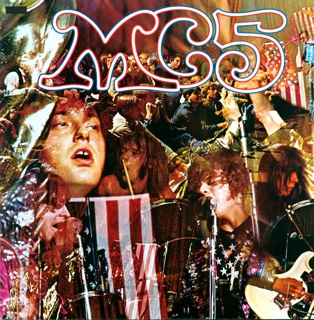 MC5: Kick Out The Jams, LP (Vinyl)