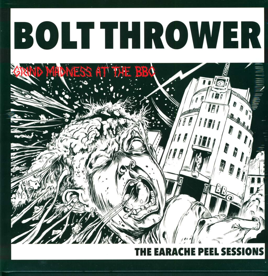 Bolt Thrower: Grind Madness At The BBC - The Earache Peel Sessions, LP (Vinyl)