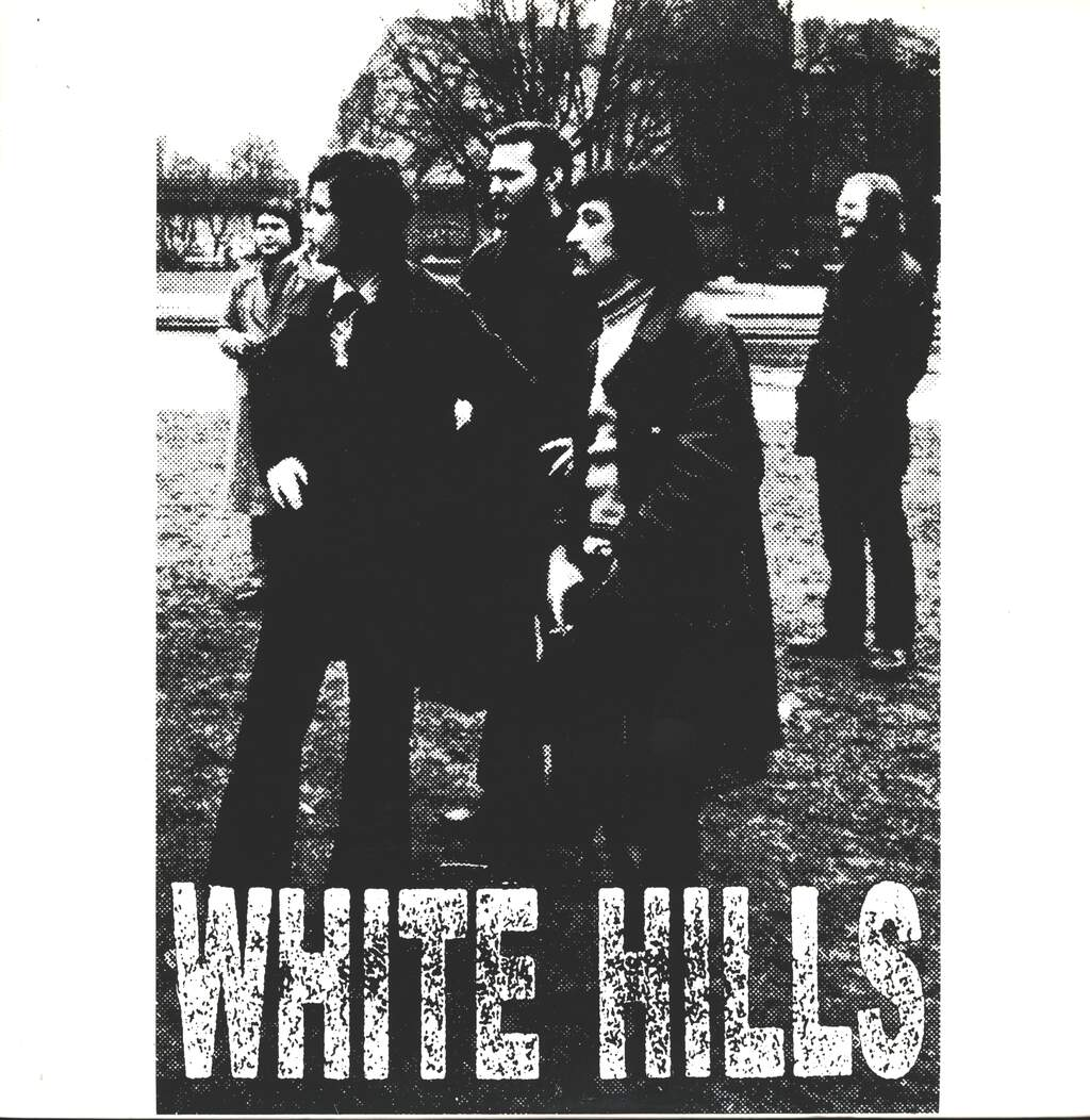 White Hills: A Little Bliss Forever, LP (Vinyl)