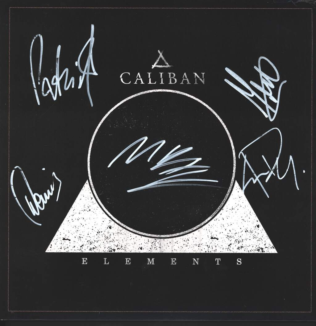 Caliban: Elements, LP (Vinyl)