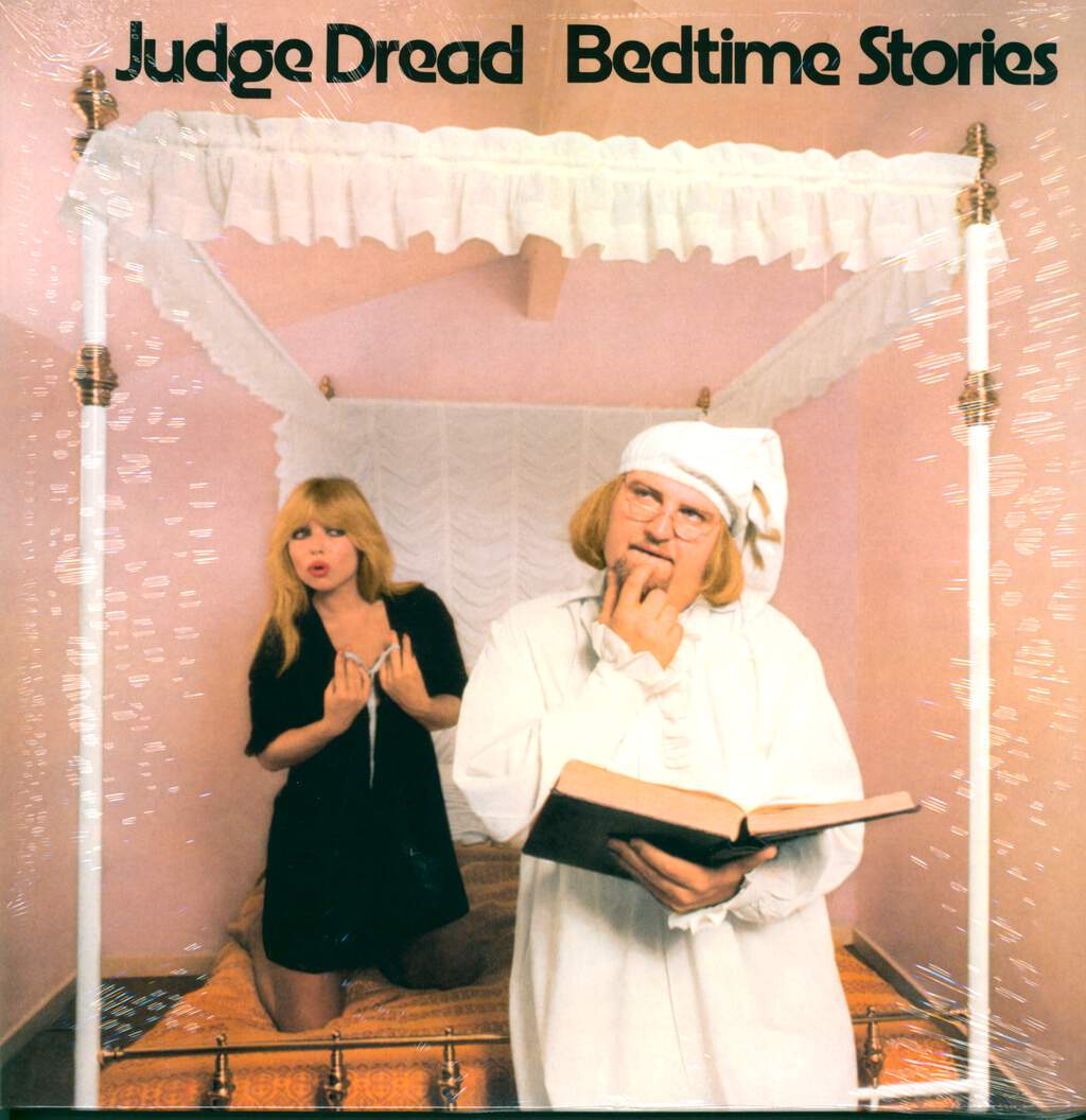 Judge Dread: Bedtime Stories, LP (Vinyl)