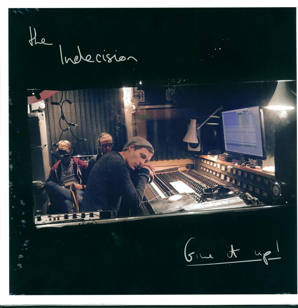 The Indecision: Give It Up!, LP (Vinyl)
