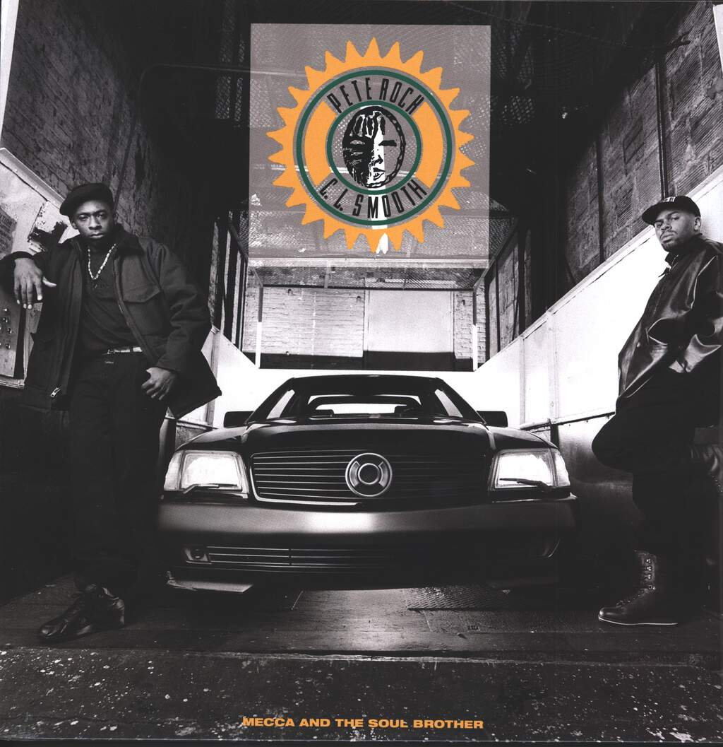 Pete Rock & C.L. Smooth: Mecca And The Soul Brother, 2×LP (Vinyl)