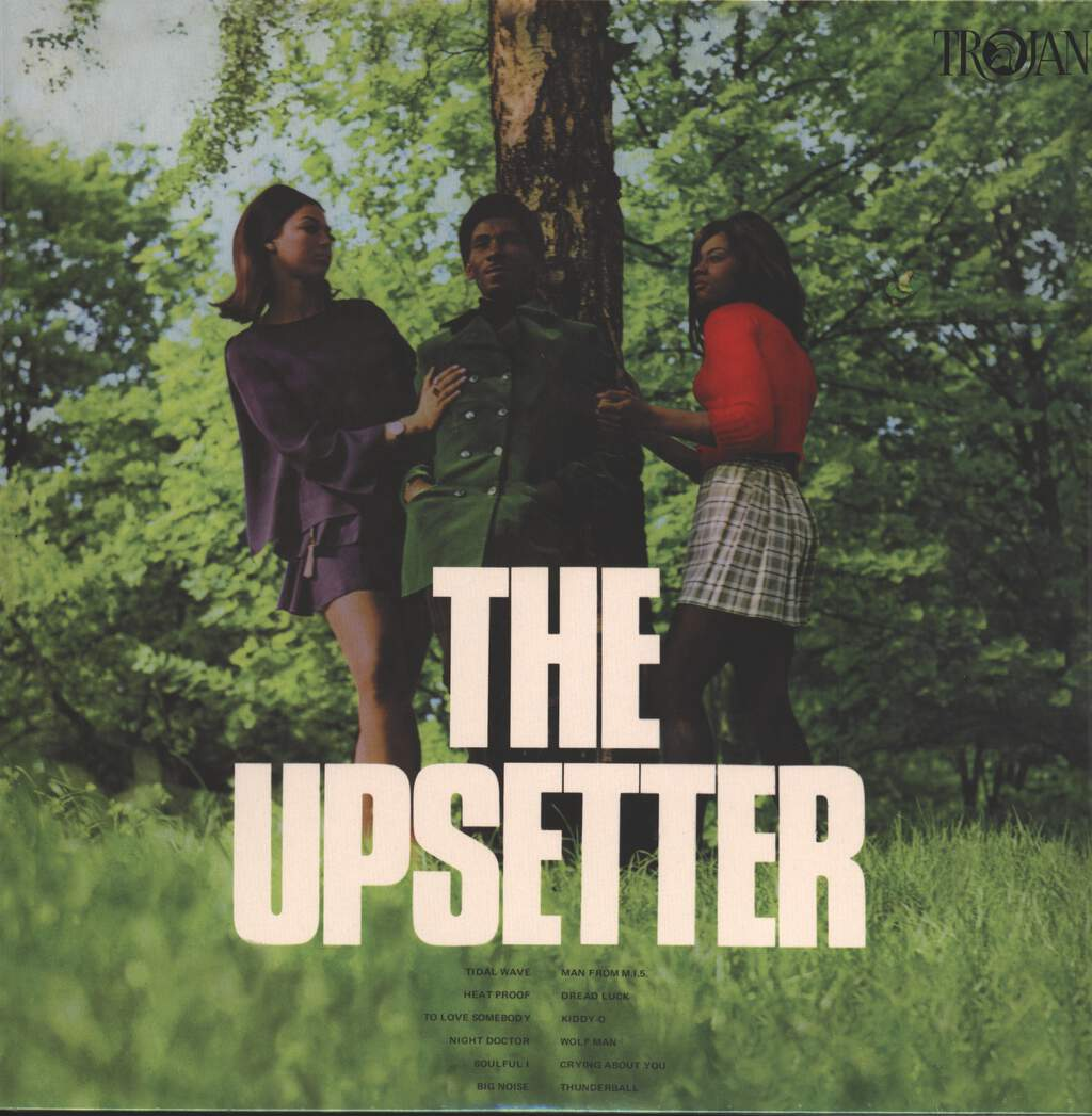 Various: The Upsetter, LP (Vinyl)