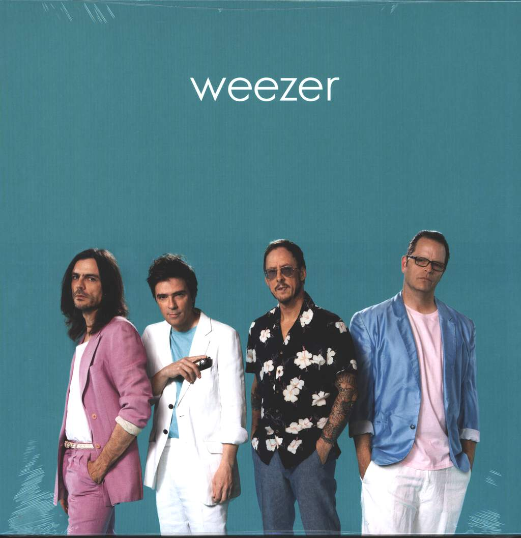 Weezer: Weezer (The Teal Album), LP (Vinyl)