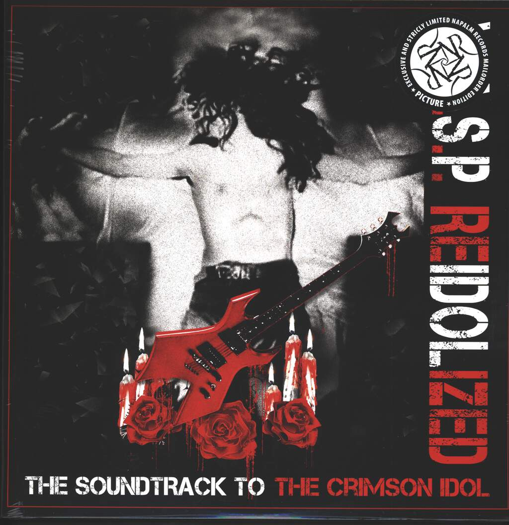 W.A.S.P.: Reidolized (The Soundtrack To The Crimson Idol), 2×LP (Vinyl)
