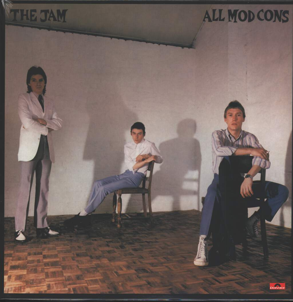 The Jam: All Mod Cons, LP (Vinyl)