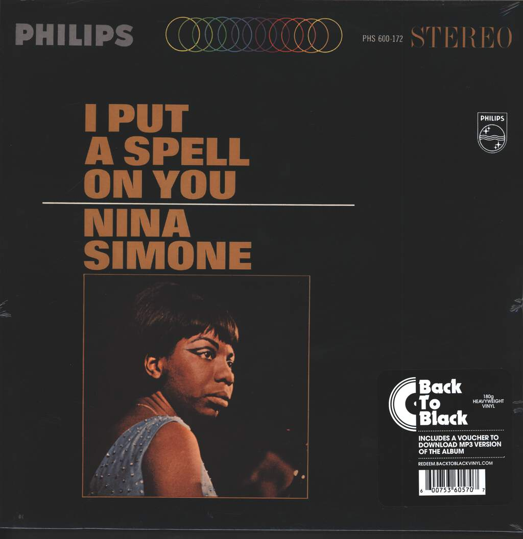 Nina Simone: I Put A Spell On You, LP (Vinyl)