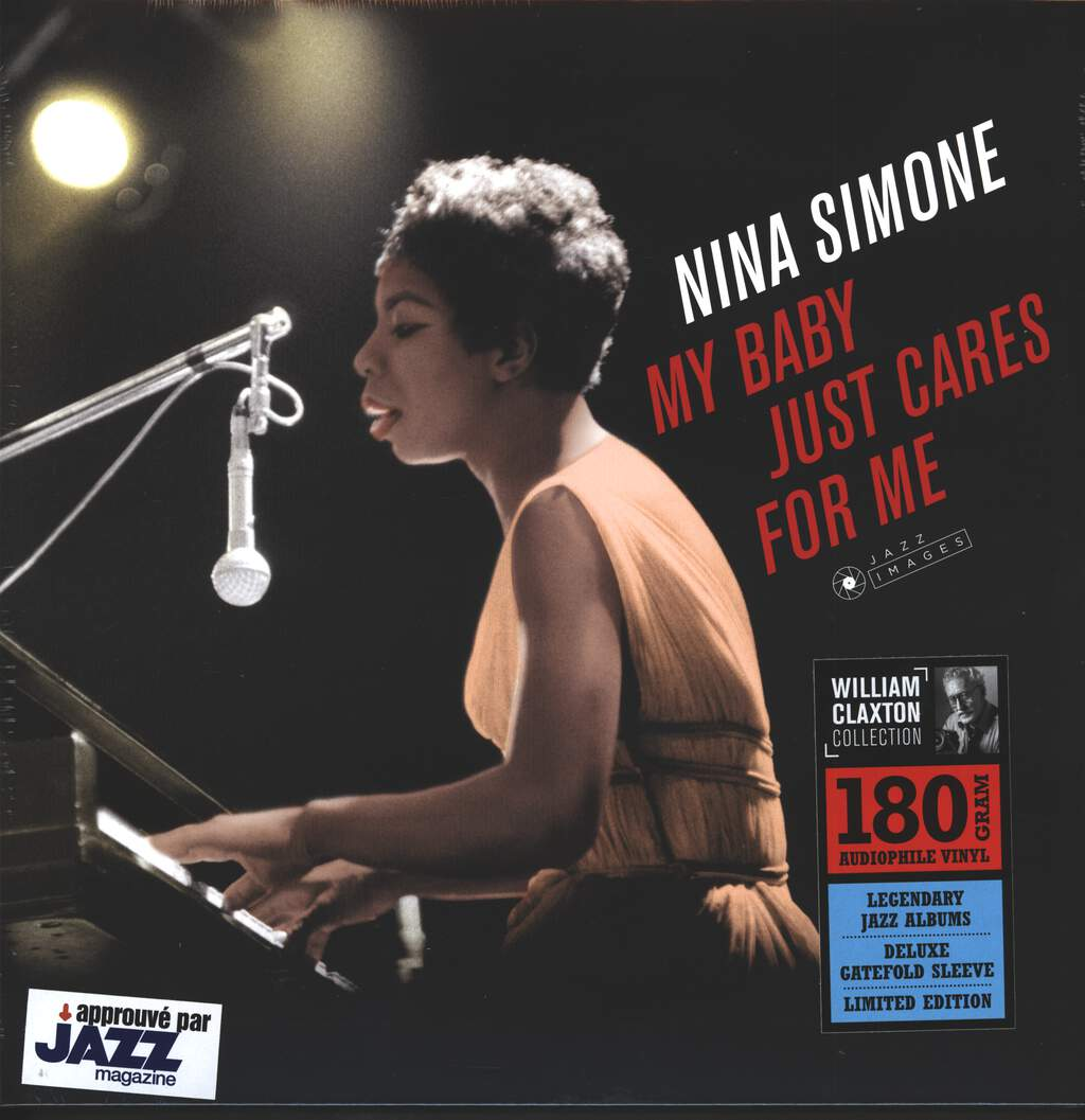 Nina Simone: My Baby Just Cares For Me, LP (Vinyl)