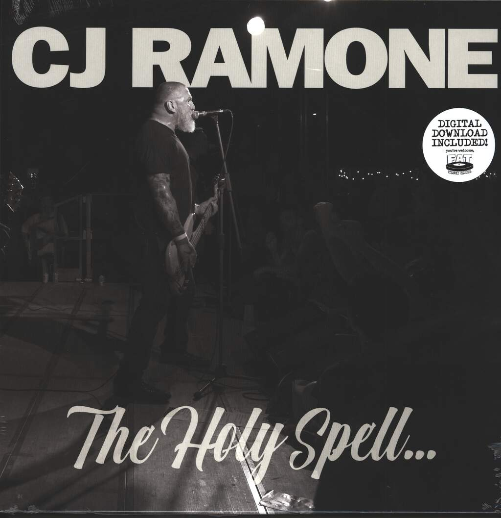 C.J. Ramone: The Holy Spell..., LP (Vinyl)