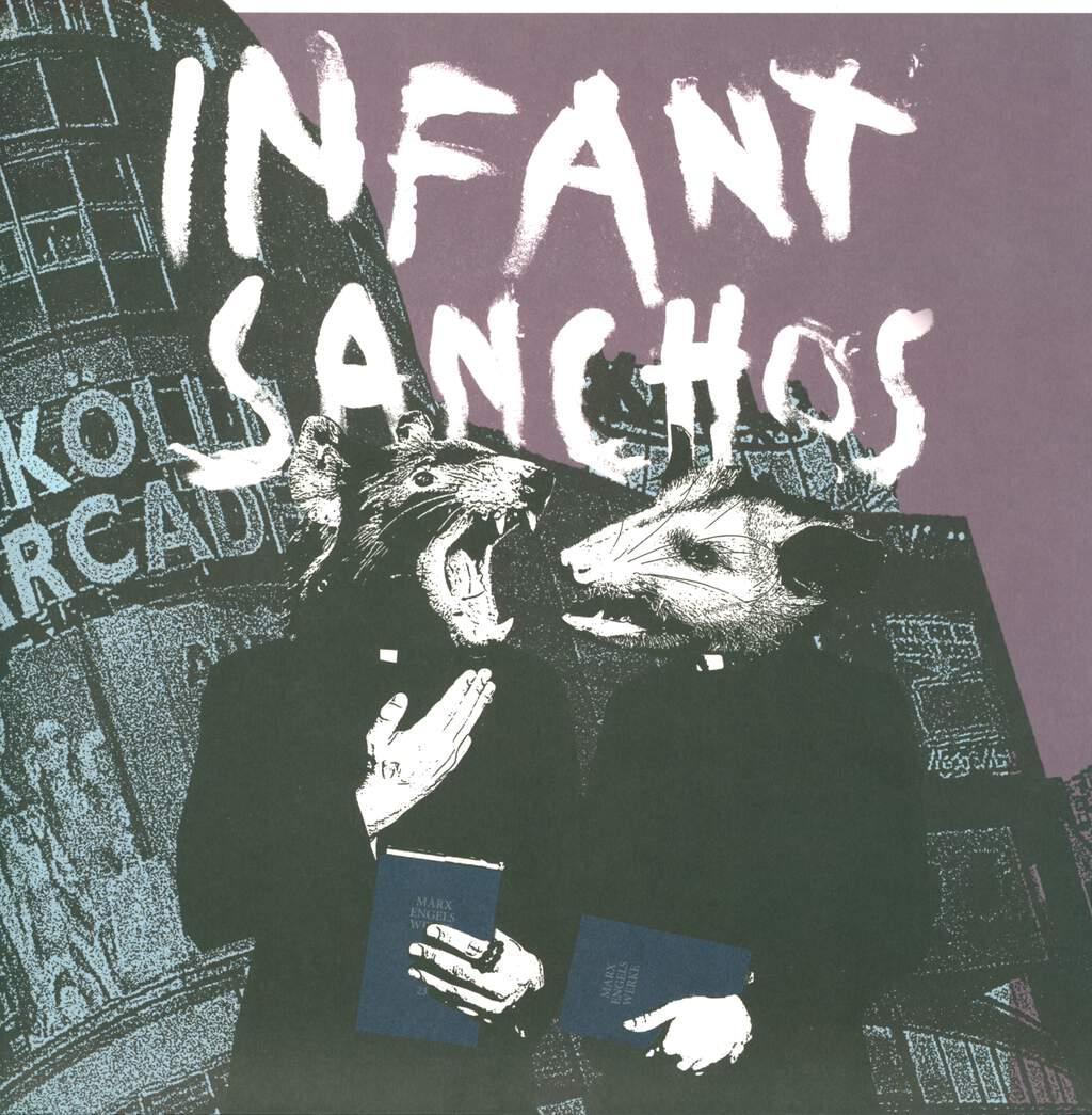 "Infant Sanchos: Infant Sanchos, 12"" Maxi Single (Vinyl)"