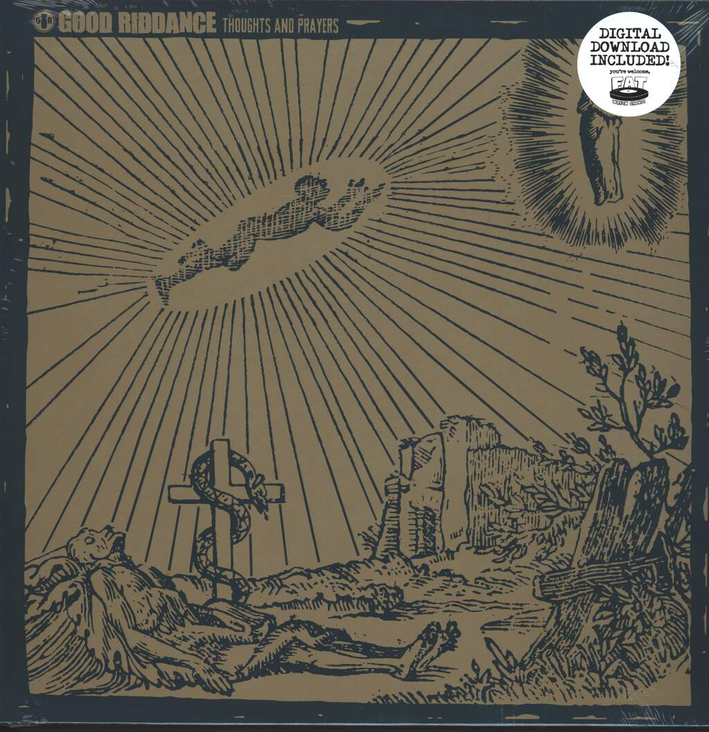 Good Riddance: Thoughts And Prayers, LP (Vinyl)