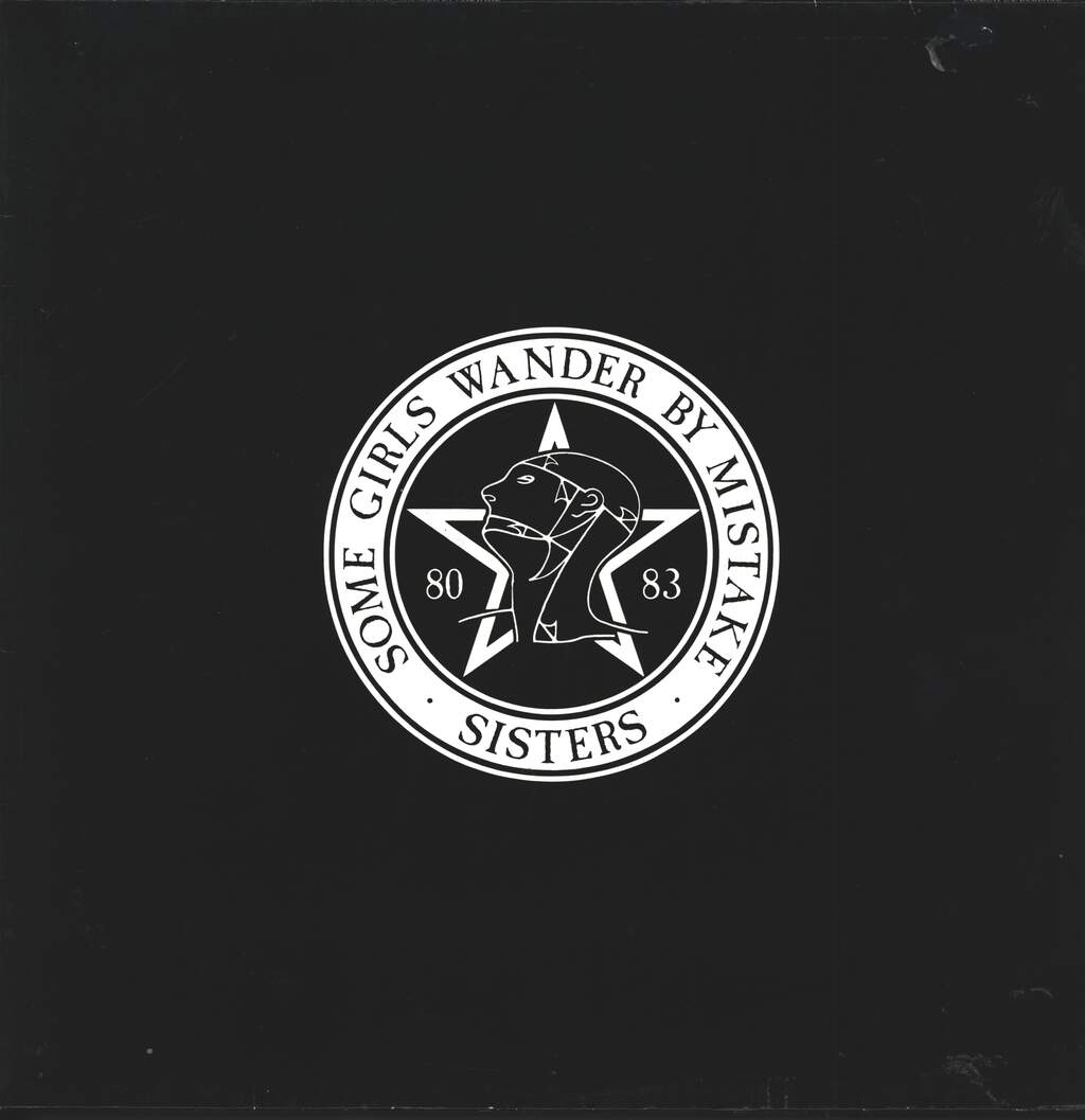 The Sisters Of Mercy: Some Girls Wander By Mistake, 2×LP (Vinyl)