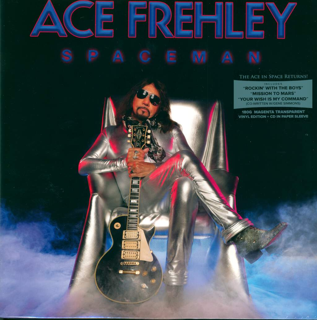 Ace Frehley: Spaceman, LP (Vinyl)