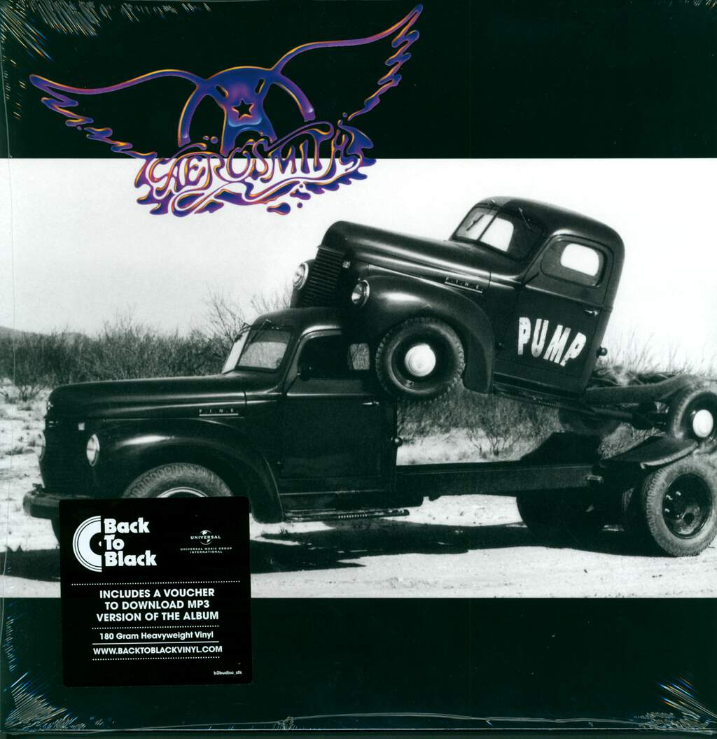 Aerosmith: Pump, LP (Vinyl)