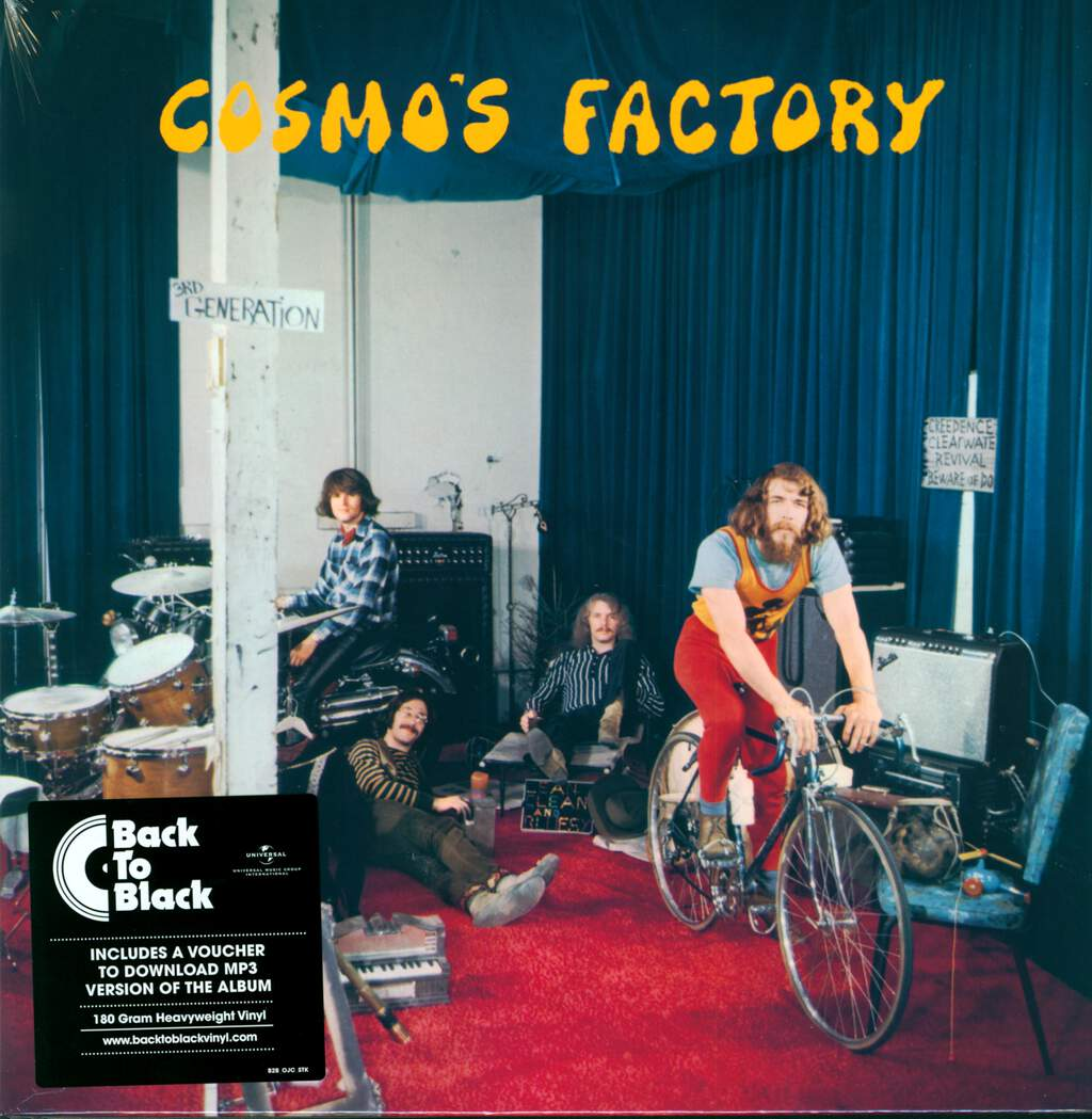 Creedence Clearwater Revival: Cosmo's Factory, LP (Vinyl)