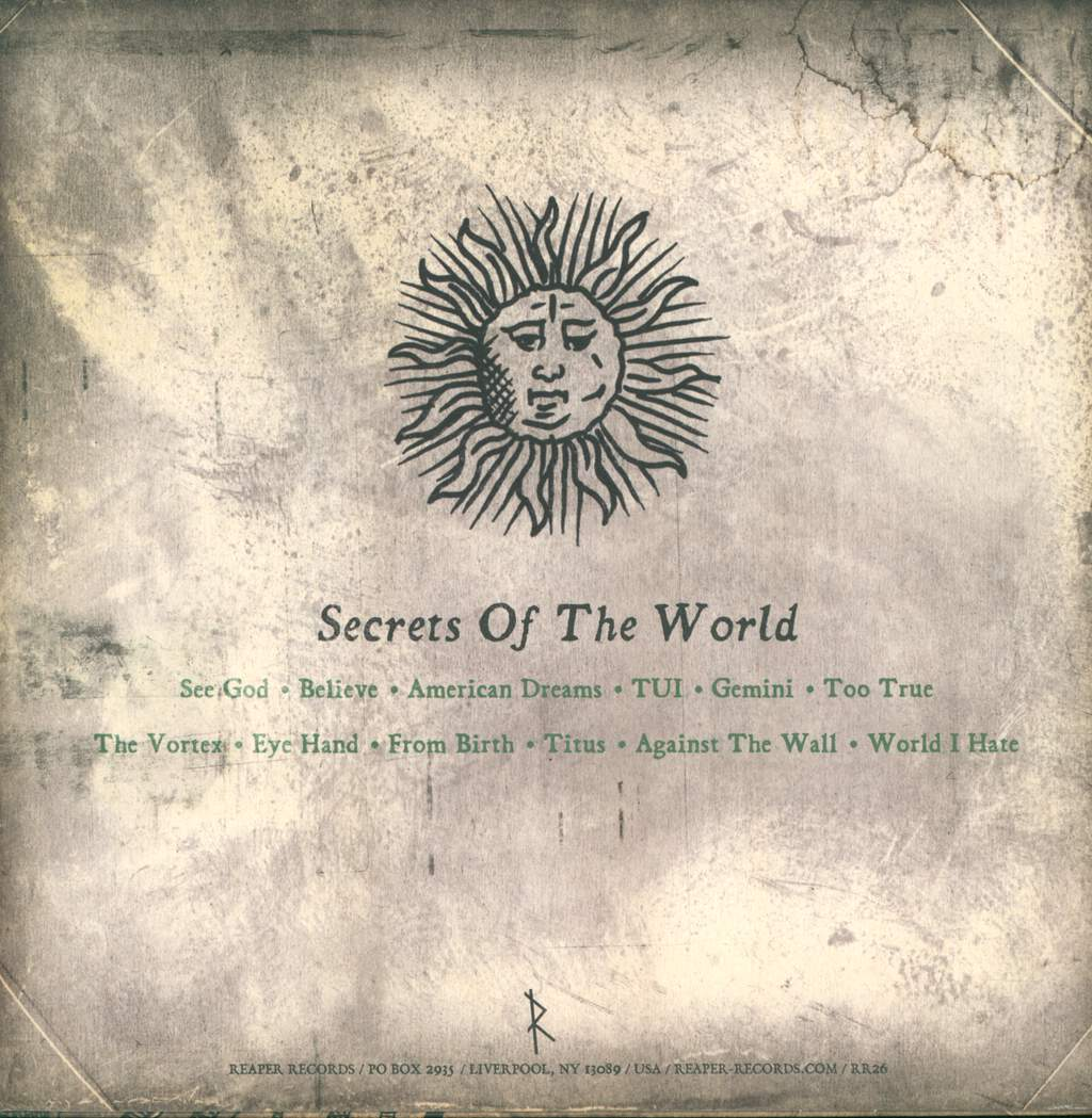 Trapped Under Ice: Secrets Of The World, LP (Vinyl)