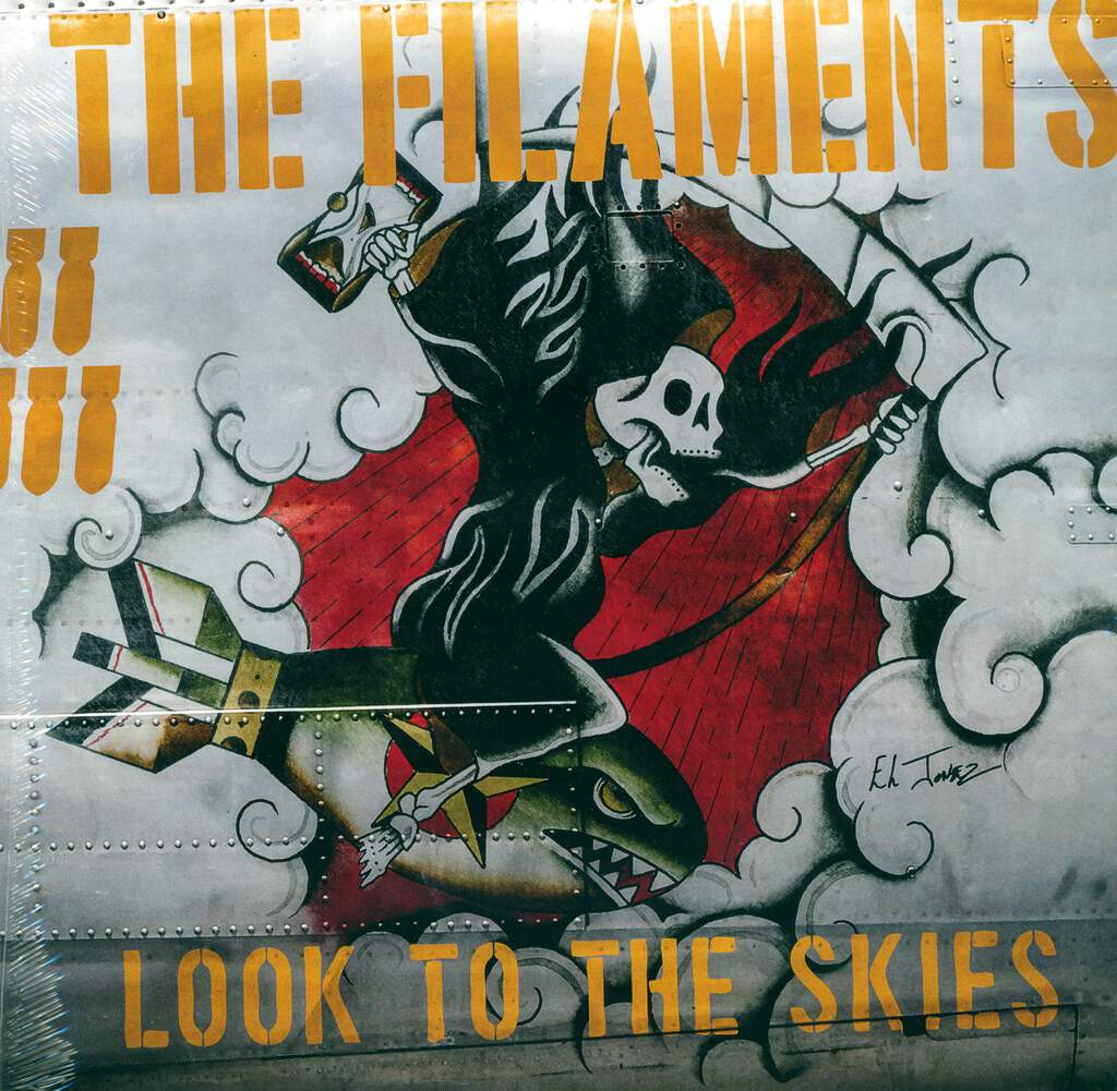 The Filaments: Look To The Skies, LP (Vinyl)