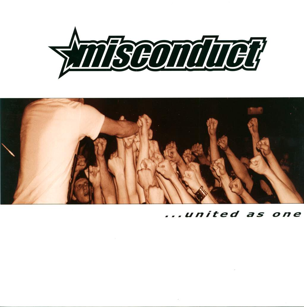 Misconduct: ...United As One, LP (Vinyl)