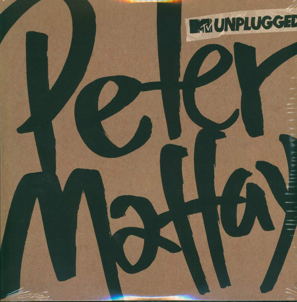 Peter Maffay: Mtv Unplugged, 3×LP (Vinyl)