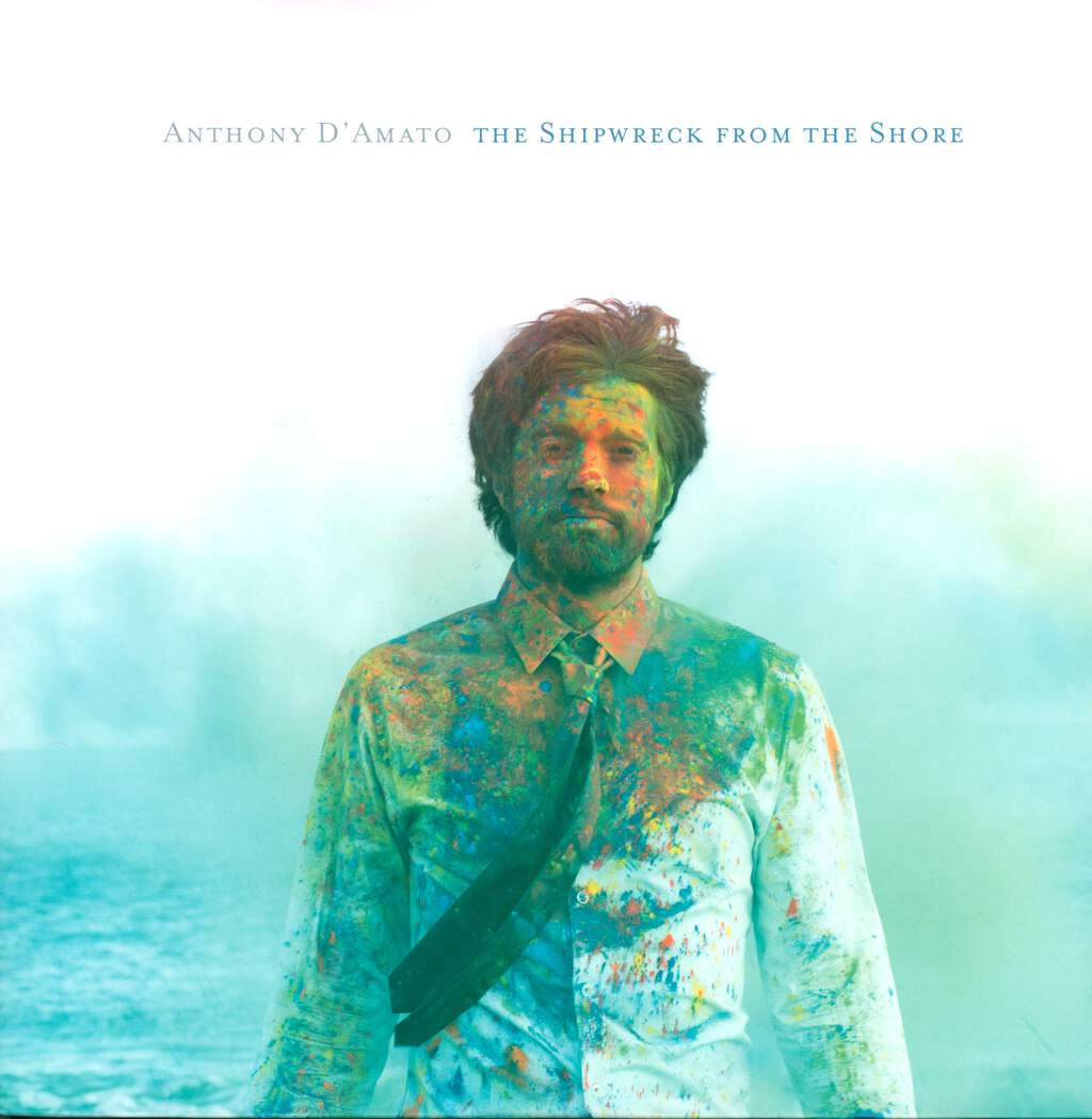 Anthony D'Amato: The Shipwreck from the Shore, LP (Vinyl)
