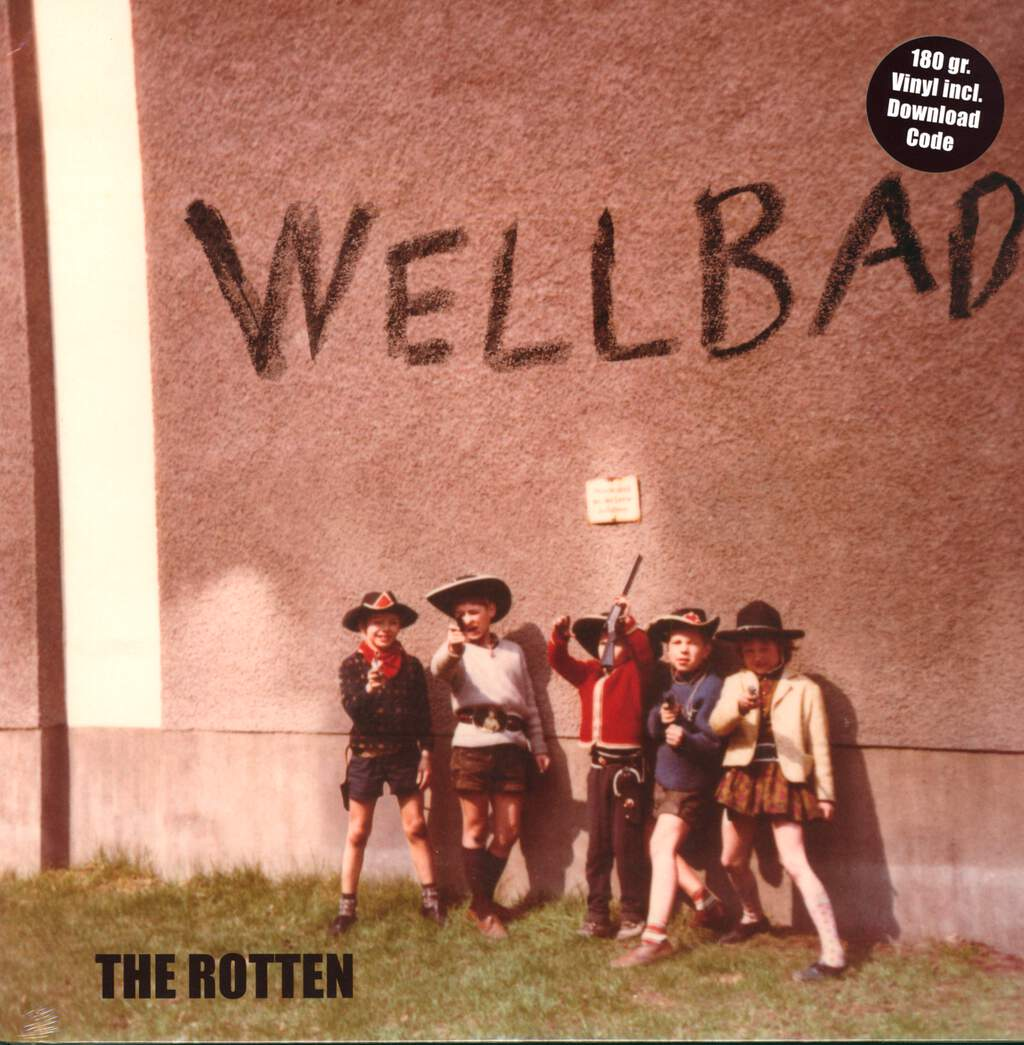 Wellbad: The Rotten, LP (Vinyl)