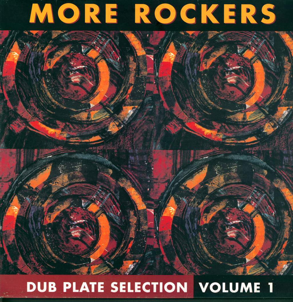More Rockers: Dub Plate Selection Volume One, LP (Vinyl)
