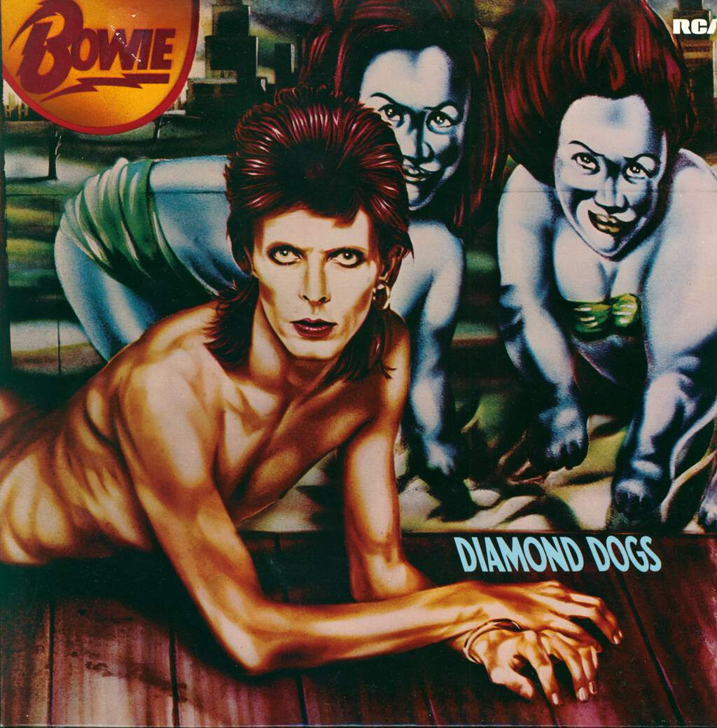 David Bowie: Diamond Dogs, LP (Vinyl)